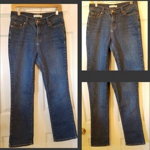 Levis Perfectly Slimming Straight 512 Jeans